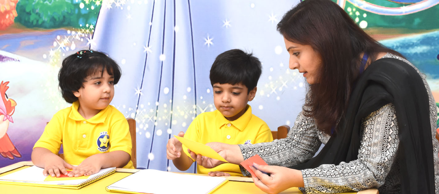 NGS Preschool-Best Preschool in Lahore
