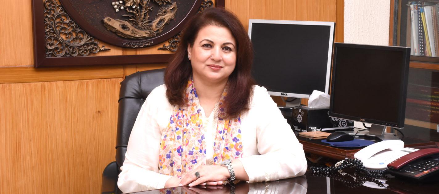 Director's MESSAGE - NGS Preschool as the best preschool in Lahore