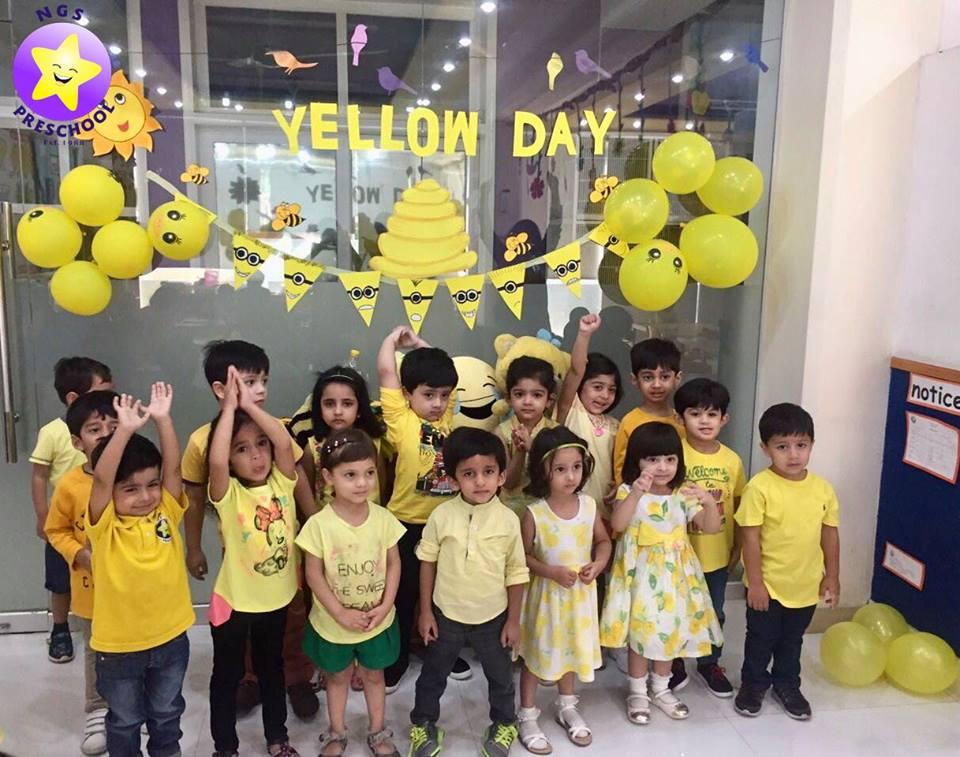 yellow day celebration in preschool 21762178 1581579585239694 4988987060047825179 n ngs 143